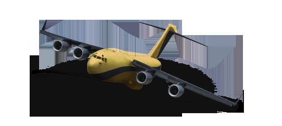 Перевозки воздушным транспортом